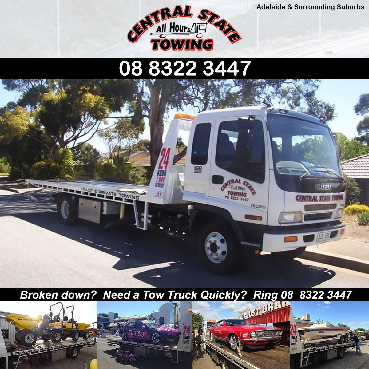 Car Towing Adelaide Prices
